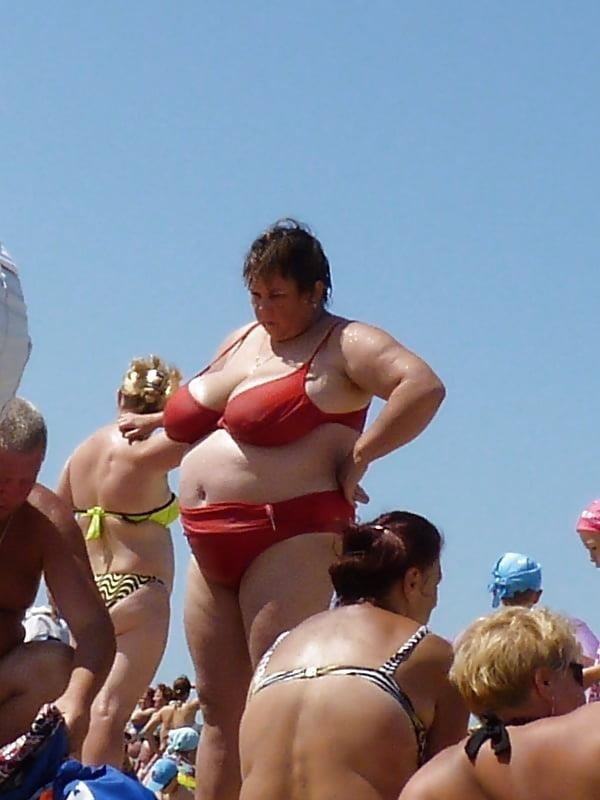 Nude big boobs on beach-4160