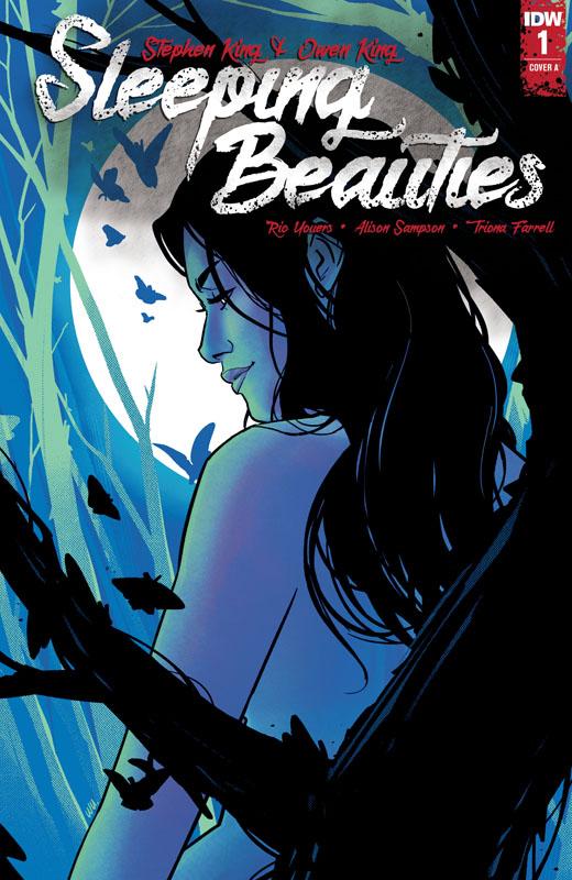 Sleeping Beauties #1-5 (2020)