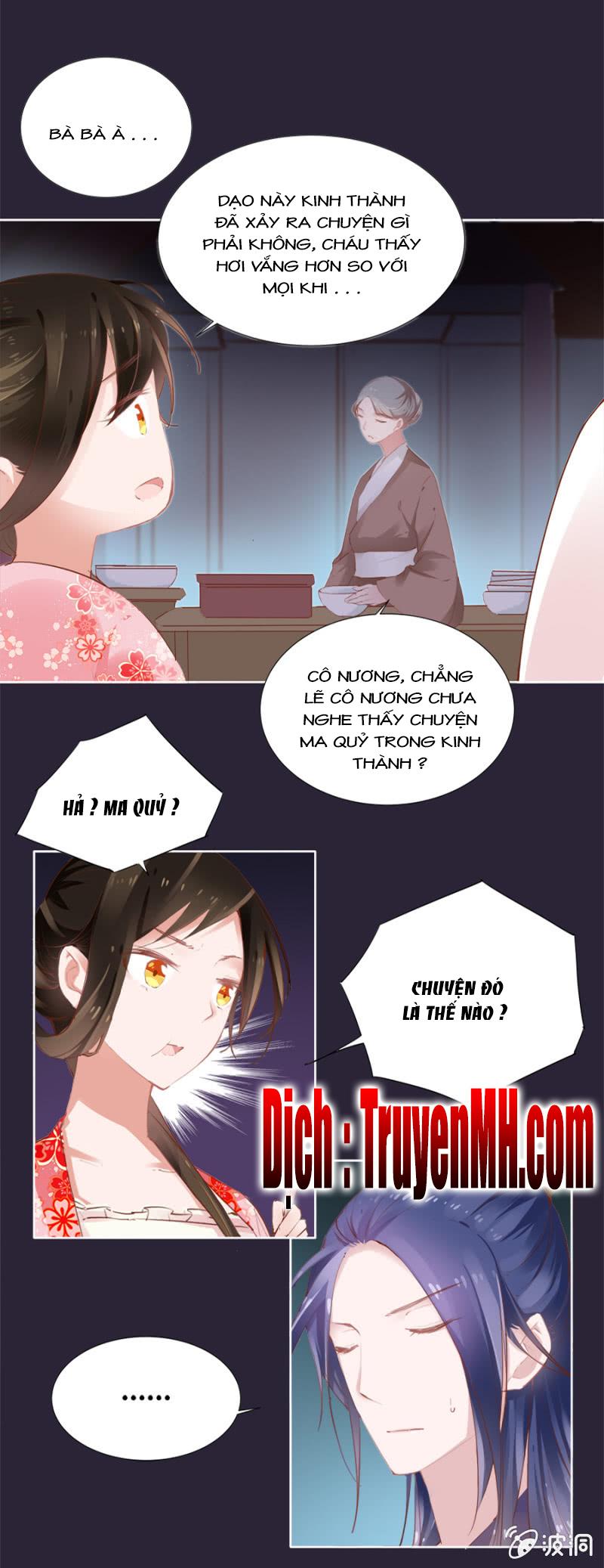 Solo Đi Vương Gia chap 25 - Trang 16
