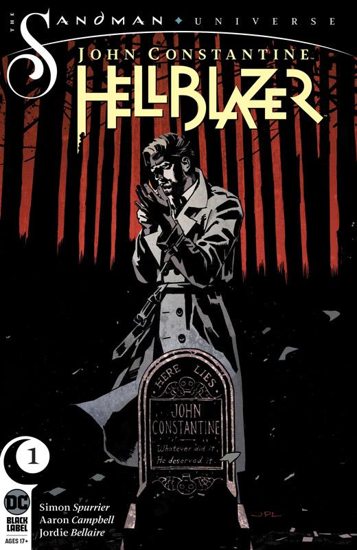 John Constantine - Hellblazer #1-4 (2020)