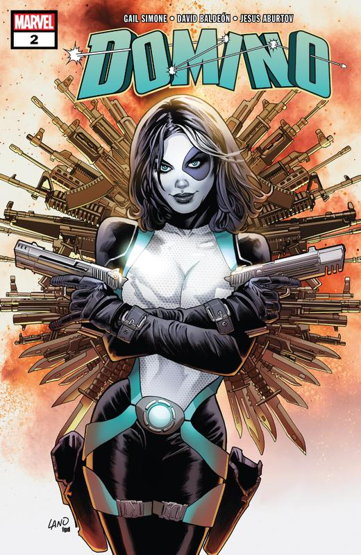 Domino Vol.3 #1-10 + Annual (2018-2019)