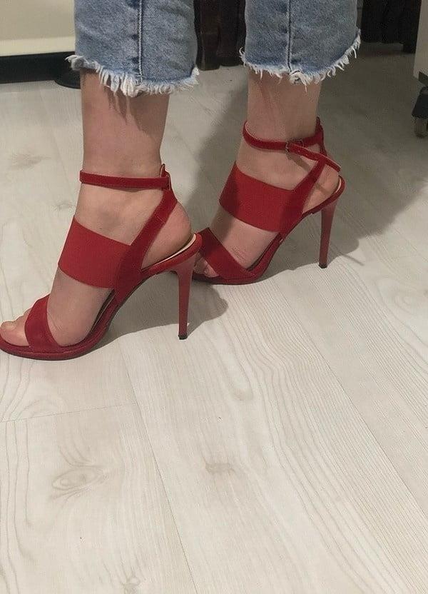 Feet fetish cam-7521