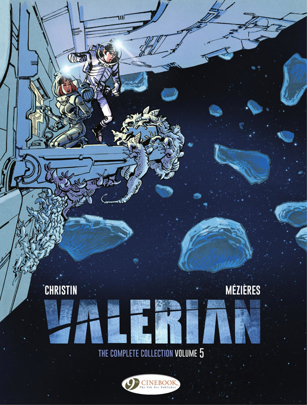 Valerian - The Complete Collection 5 (2018)