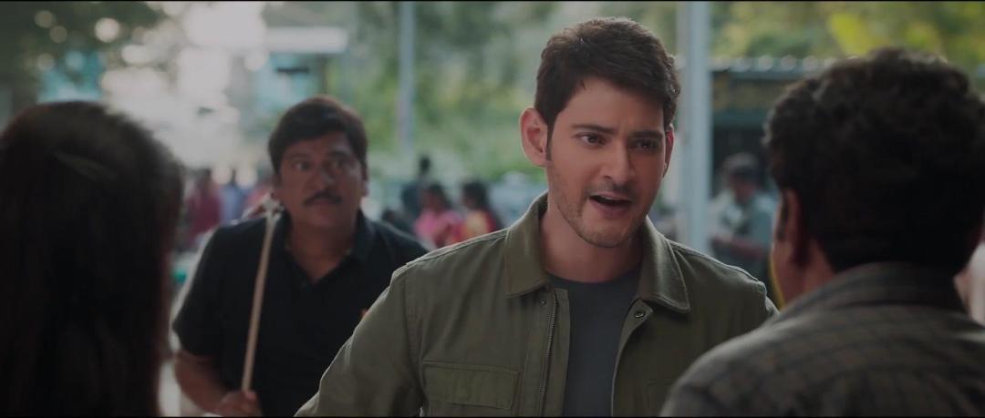 Krishnan [Sarileru Neekevvaru] (2020) 1080p HDRip x264 [Multi Audio][Tamil+Telugu+Kan]