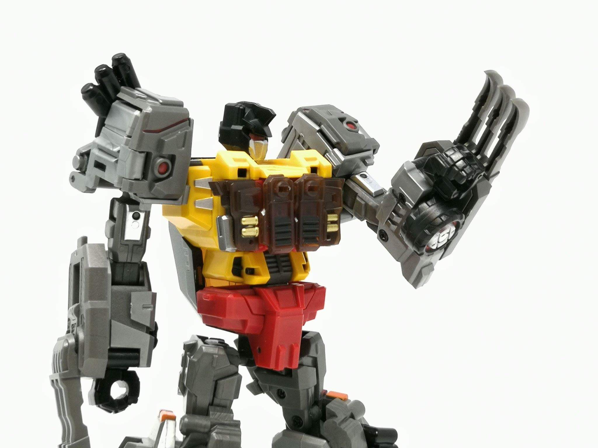 [FansProject] Produit Tiers - Jouets LER (Lost Exo Realm) - aka Dinobots - Page 4 E166QryL_o