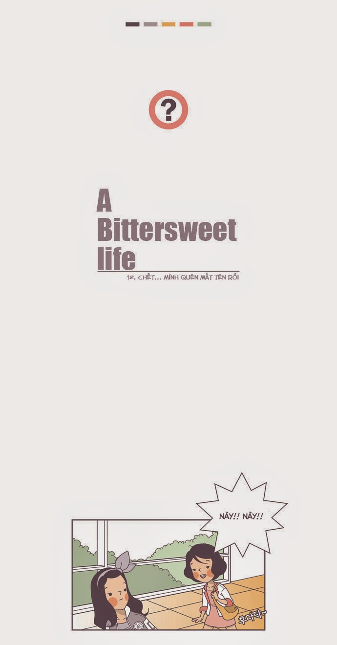 A Bittersweet Life chap 12