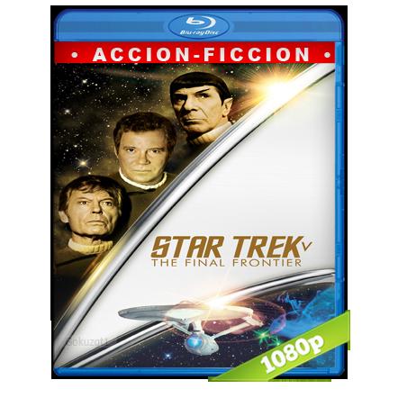 Viaje A Las Estrellas 5 La Ultima Frontera 1080p Lat-Cast-Ing 5.1 (1989)