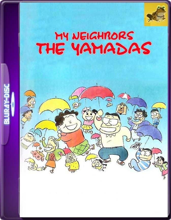 Mis Vecinos Los Yamada (1999) Brrip 1080p (60 FPS) Latino / Japonés