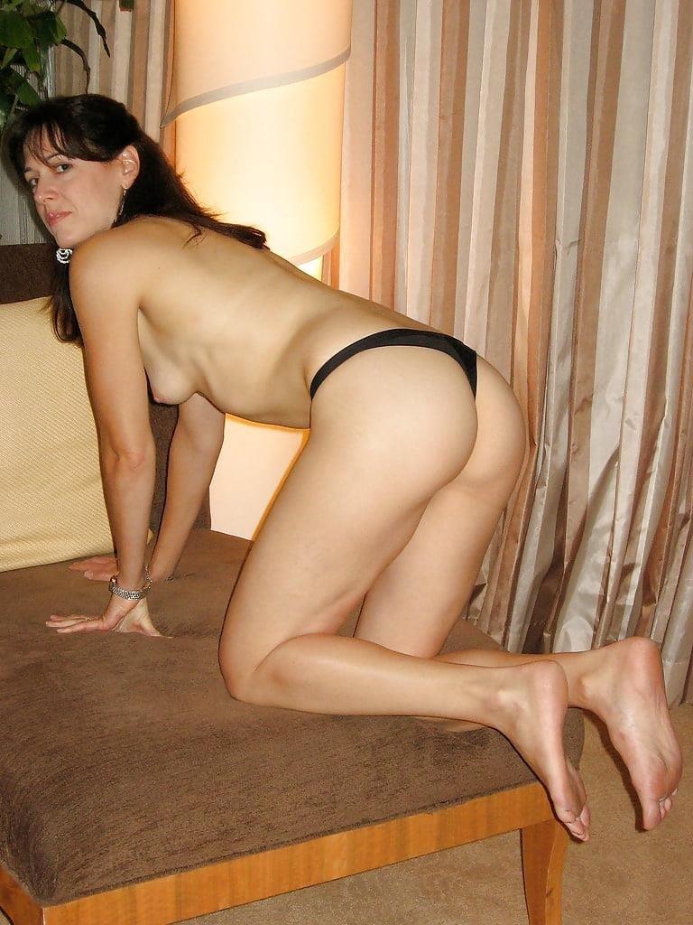 Hairy nude older women-3251