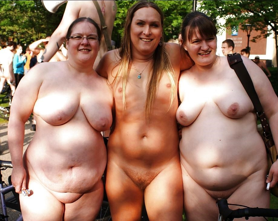 Naked hairy fat girls-5064