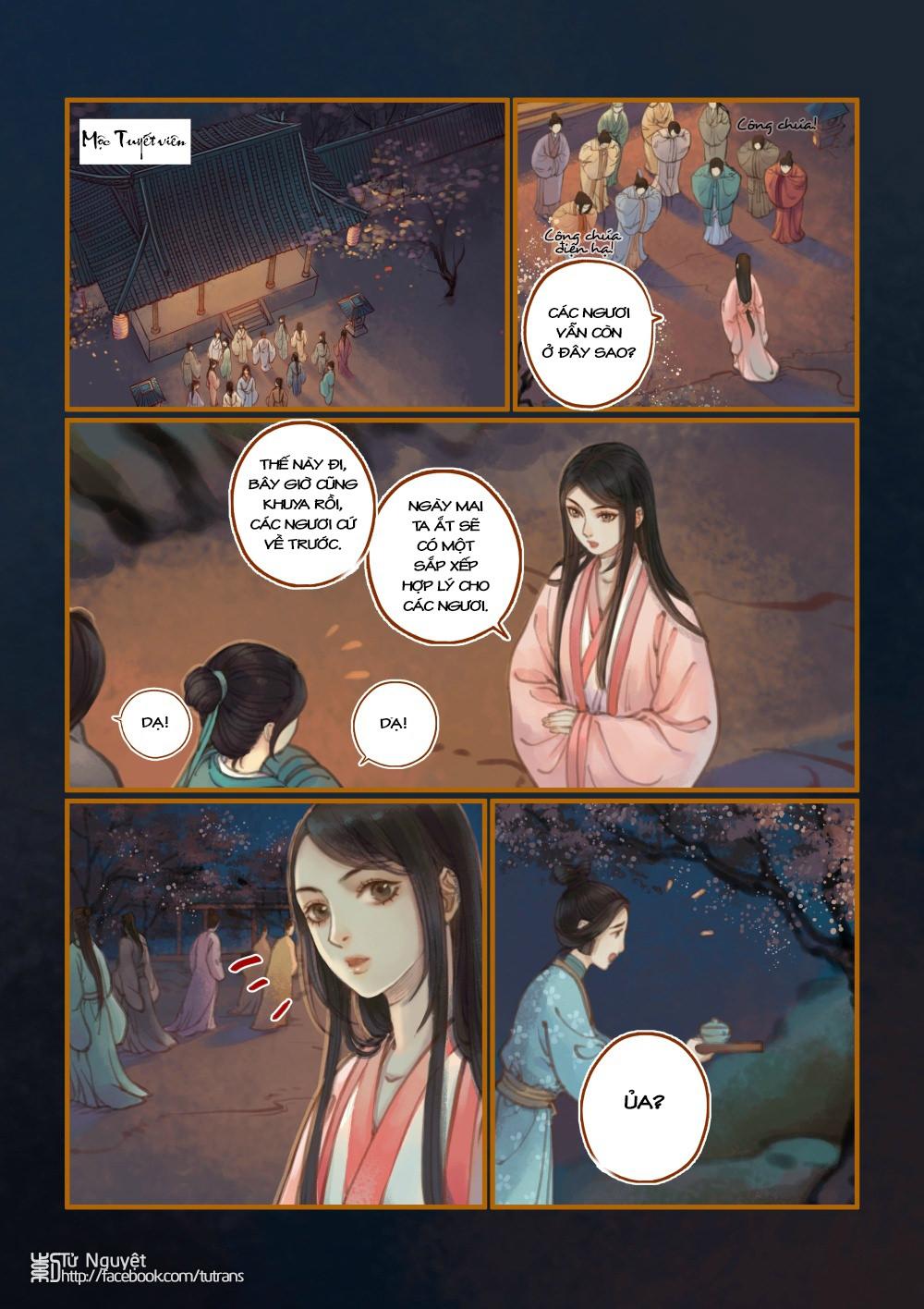 Phượng Tù Hoàng Chapter 16 - Trang 16