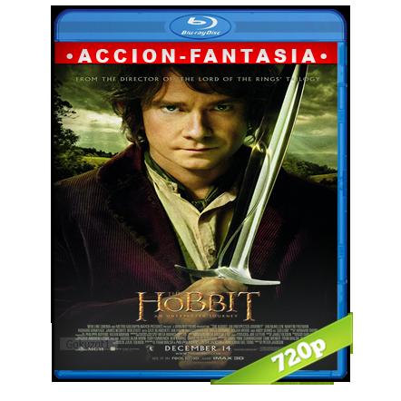 descargar El Hobbit 1 720p Lat-Cast-Ing[Fantasia](2012) gratis