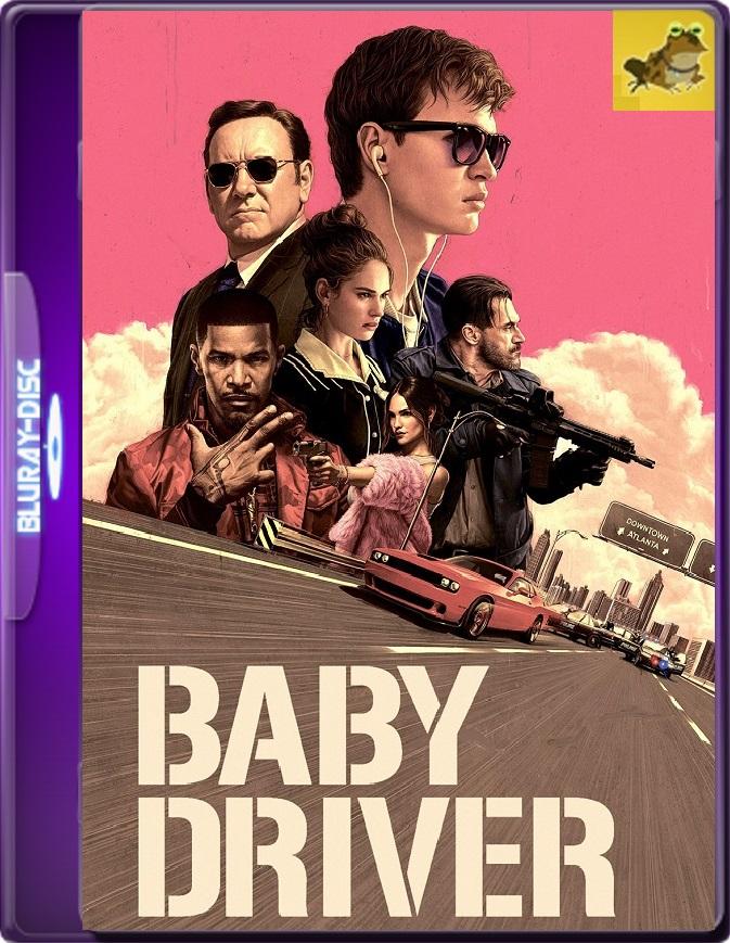 Baby: El Aprendiz Del Crimen (2017) Brrip 1080p (60 FPS) Latino / Inglés