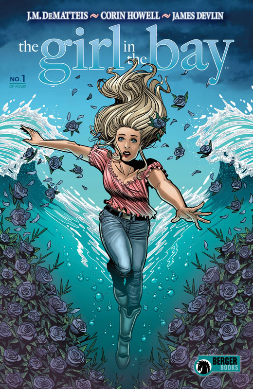 The Girl in the Bay #1-4 (2019) Complete