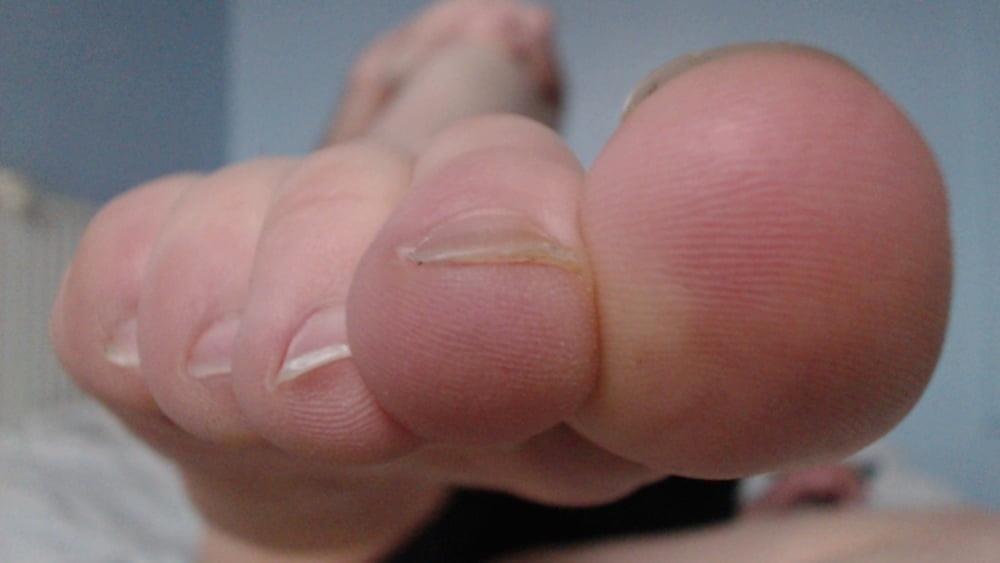 Male feet vids-4265