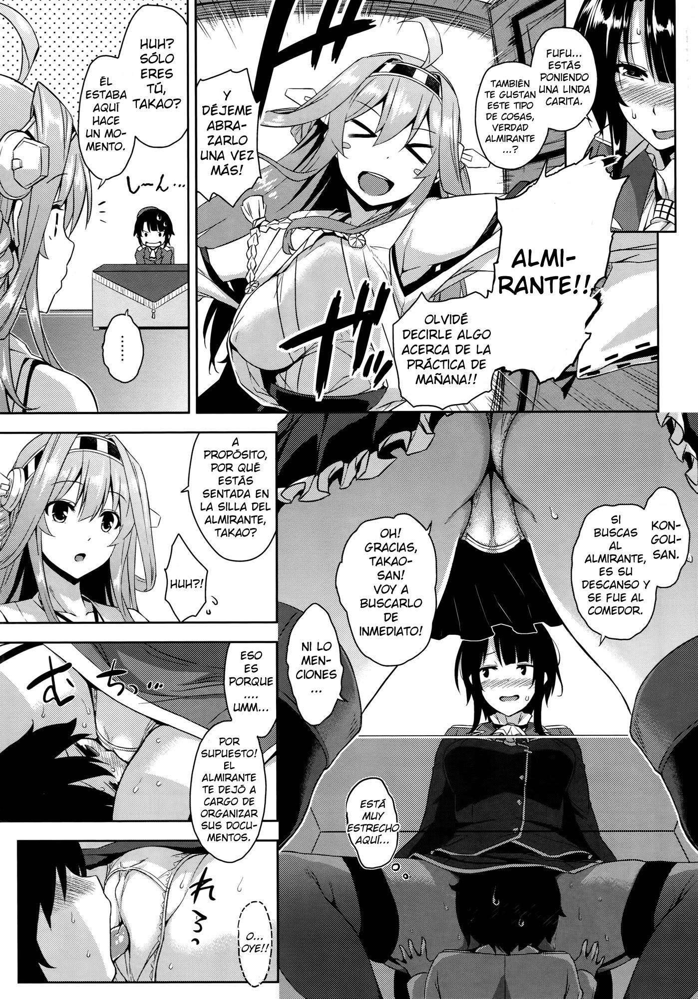 Takao Onee-san to Nyuukyo! Kai Ni Chapter-1 - 6