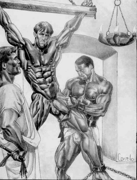 Roman slave xxx-9899