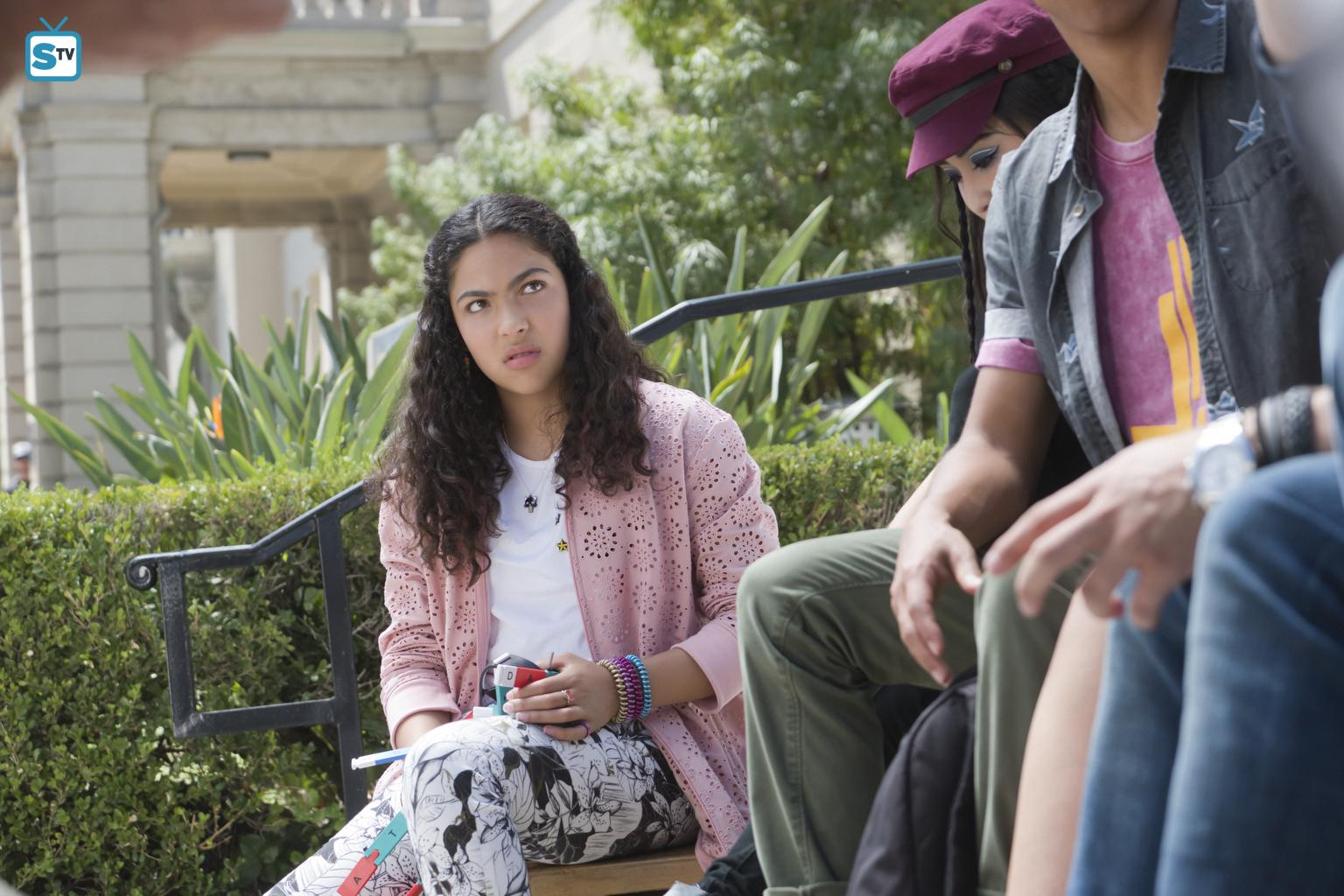 Imagen del episodio Runaways 1x07: Refraction