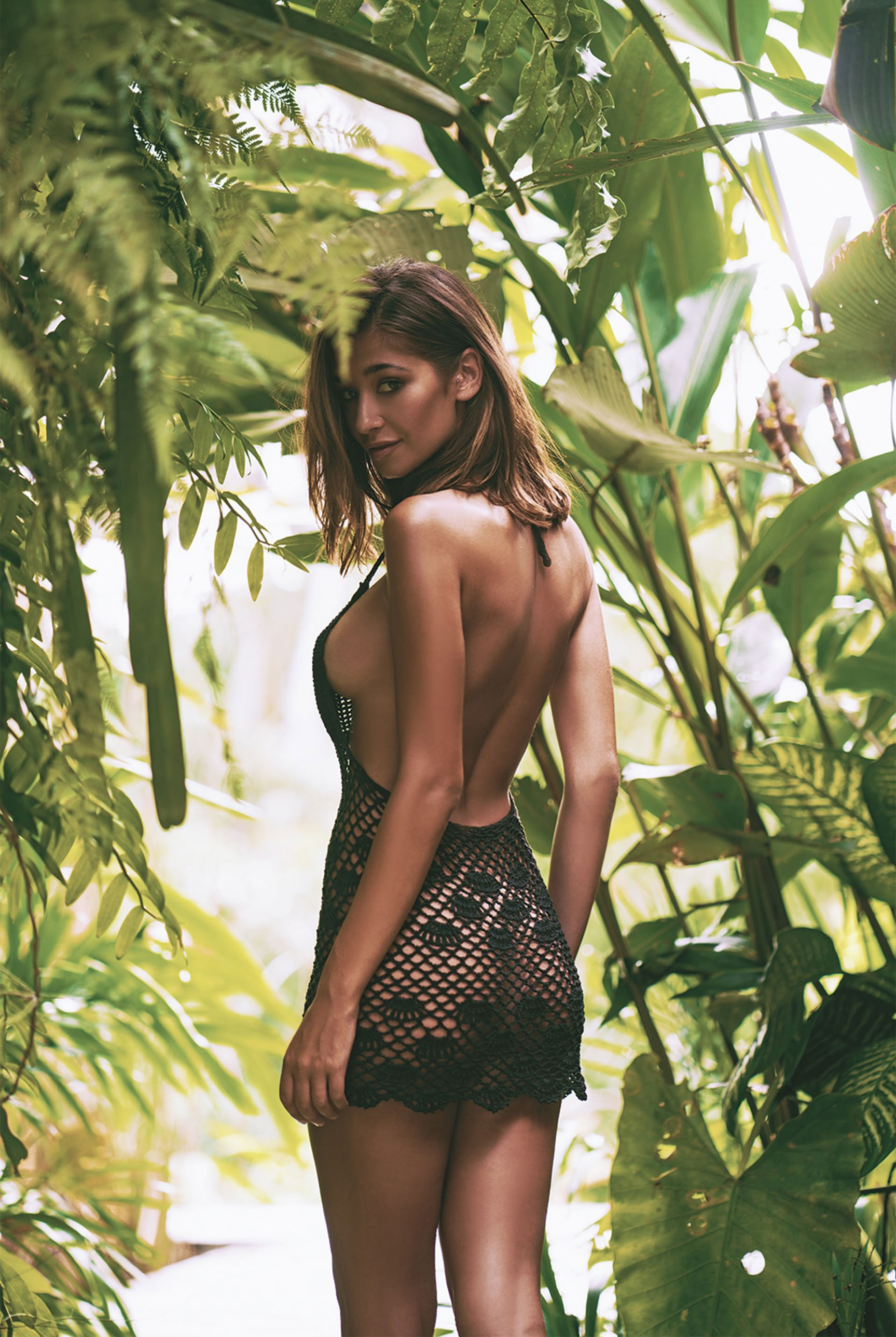 Under the Mangroves / Raluca Cojocaru by Ruby Law - Playboy USA may/june 2018