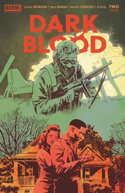 Dark Blood 01-03 (2021)