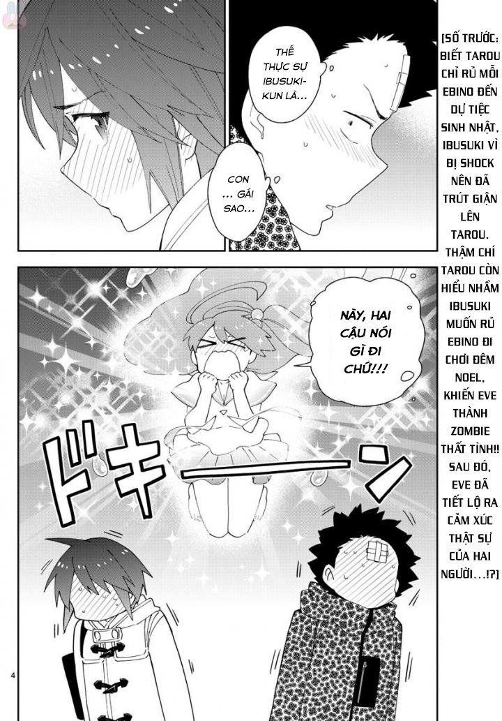 Hatsukoi Zombie Chapter 113 - Trang 6