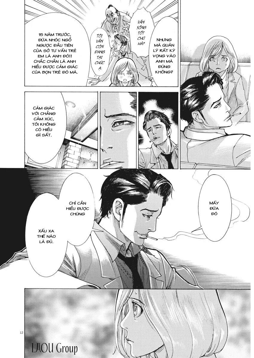 Natsume Arata no Kekkon chap 1 - Trang 14
