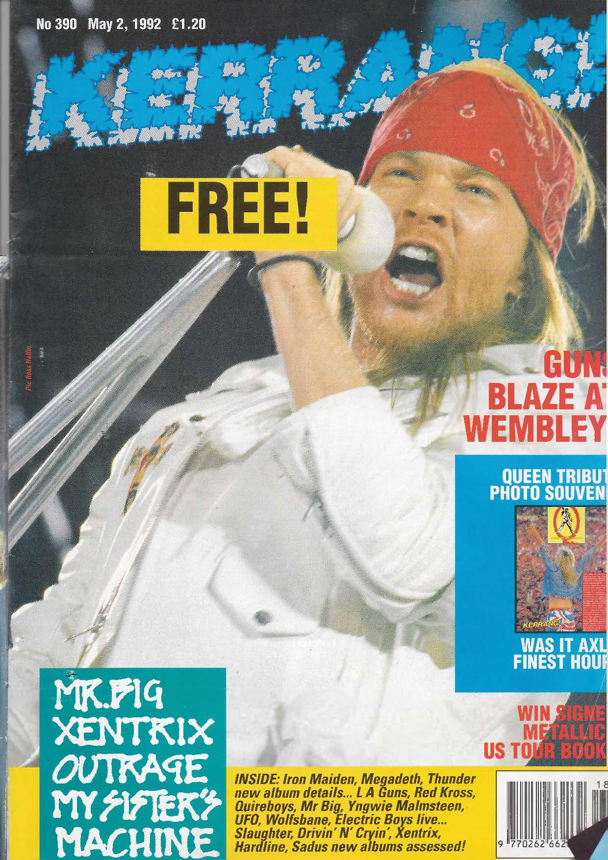 1992.04.20 - Freddie Mercury Tribute, Wembley Stadium, London, England WcTuO5wY_o
