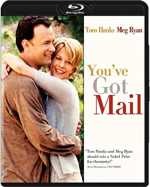 Masz wiadomość / You've Got Mail (1998) MULTi.720p.BluRay.x264.DTS.AC3-DENDA / LEKTOR i NAPISY PL