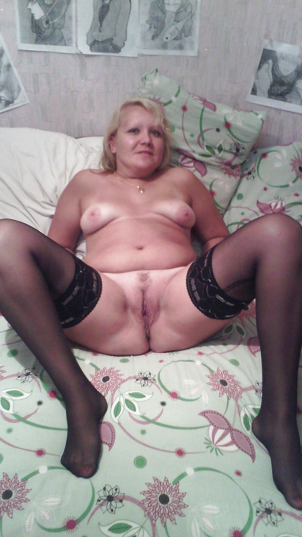 Wife naked stockings-3479