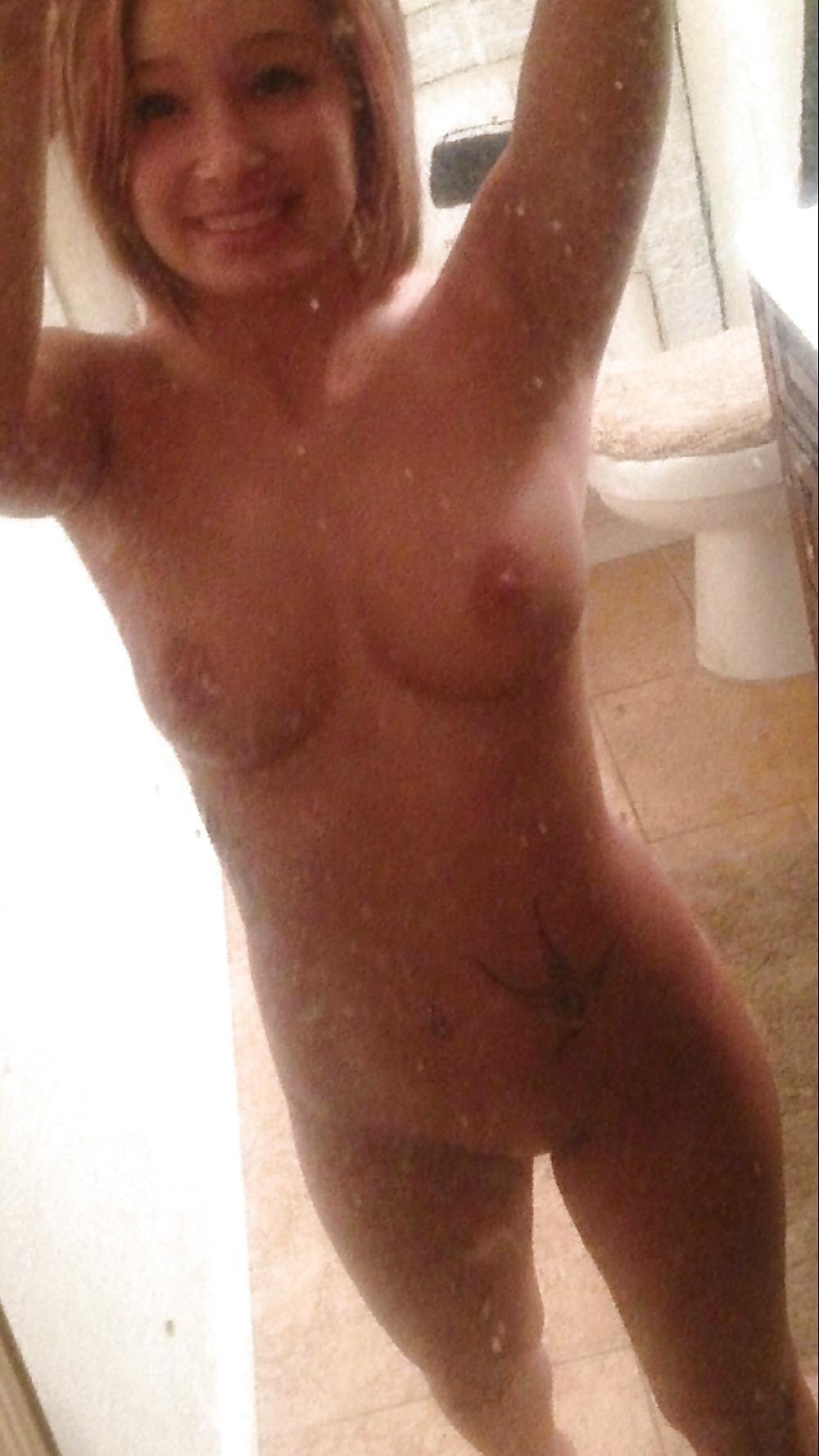 Teen young nude selfie-5625