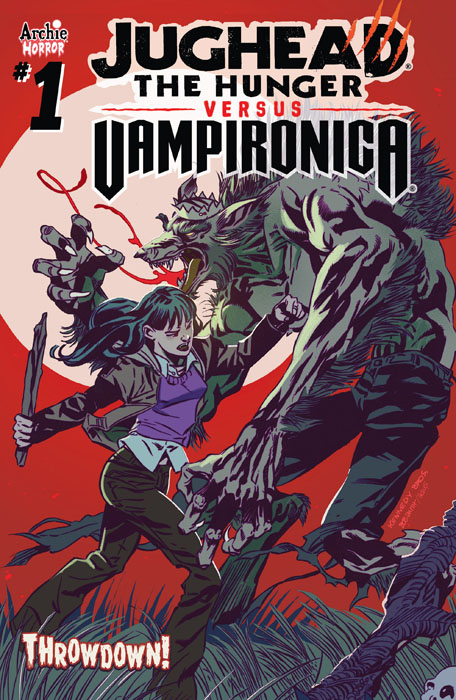 Jughead the Hunger vs. Vampironica #1-5 (2019)