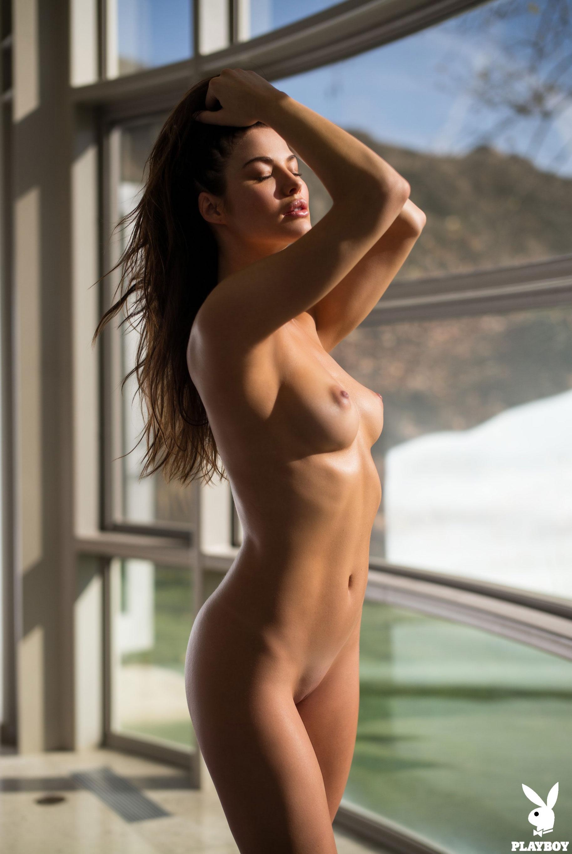 Девушка месяца Jenny Watwood / Playboy США, март 2018 / фото 22