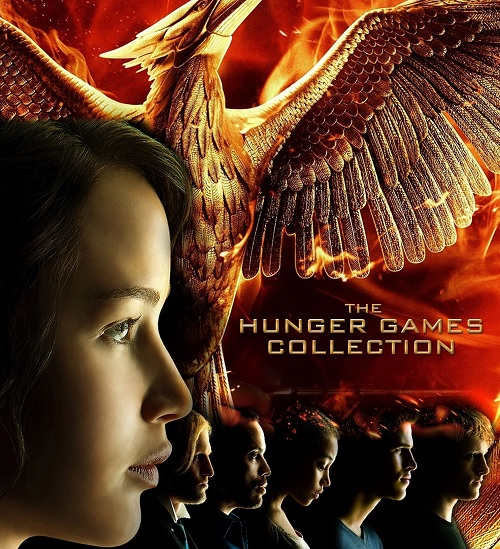 Igrzyska śmierci / The Hunger Games (2012-2015) COLLECTION.MULTi.1080p.BluRay.x264.DTS-DENDA / LEKTOR i NAPISY PL