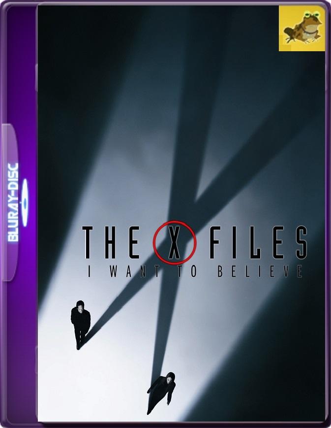 Los Expedientes Secretos X: Quiero Creer (2008) Brrip 1080p (60 FPS) Latino / Inglés