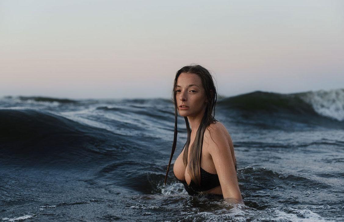 -Афродита- Ольга Кобзар / Olga Kobzar nude by Tatiana Mertsalova