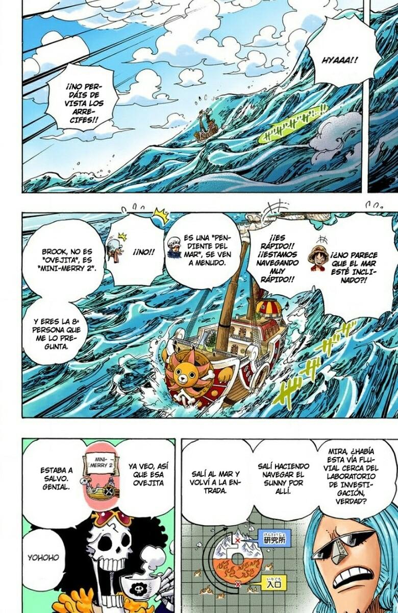 One Piece Manga 698-699 [Full Color] [Punk Hazard] 2bfAvxLB_o