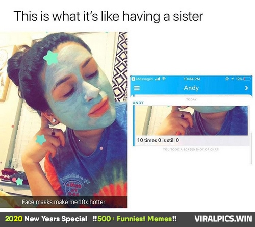 500+ Funniest Memes, LOL Can't Stop Laughing (2020 New Year's Special) 222