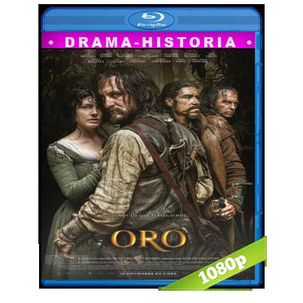descargar Oro [m1080p][Castellano][Historia](2017) gratis