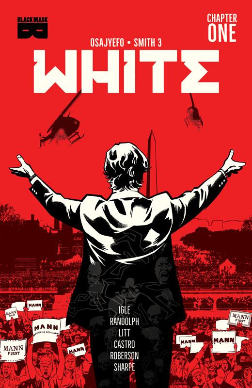 White #1-4 (2021)