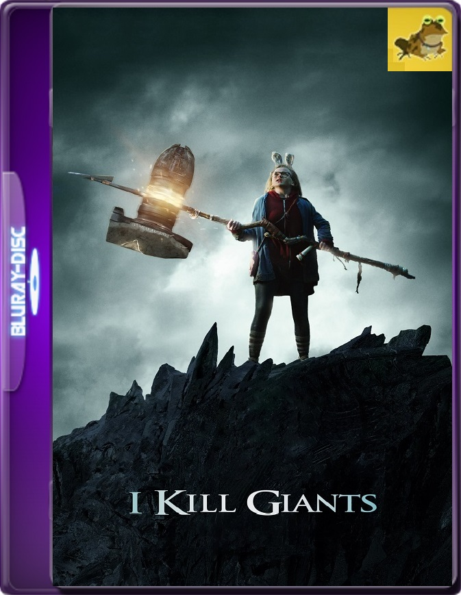 Cazadora De Gigantes (2017) Brrip 1080p (60 FPS) Latino / Inglés