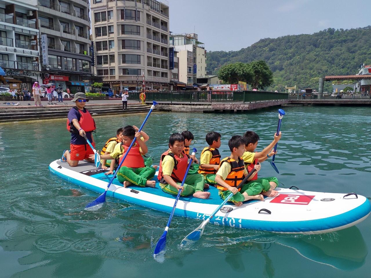 團體龍舟板
