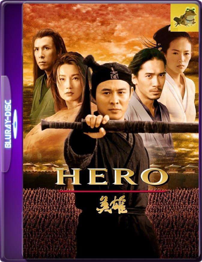 Héroe (2002) Brrip 1080p (60 FPS) Latino / Chino