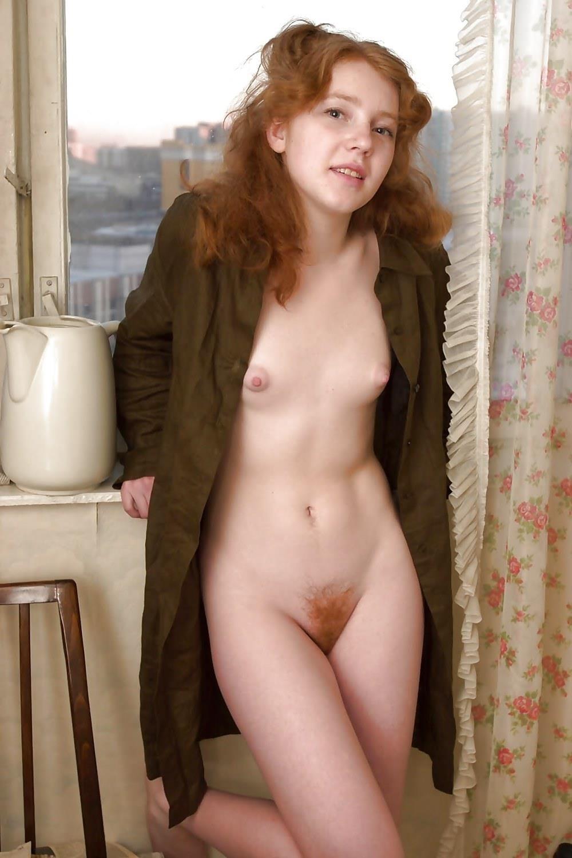 Nude hairy redhead pics-1719