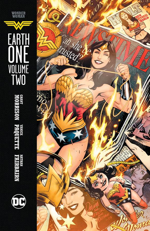 Wonder Woman - Earth One v02 (2018)