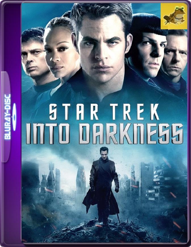 Star Trek: En La Oscuridad (2013) Brrip 1080p (60 FPS) Latino / Inglés