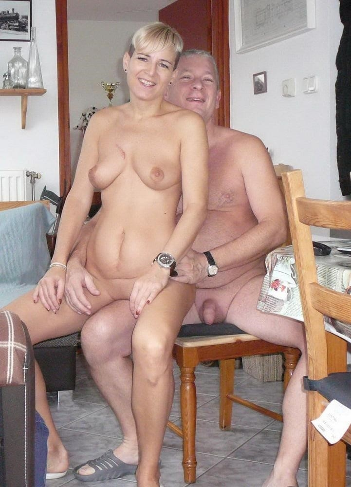Wife naked in public-9025