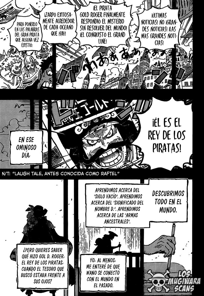 One Piece Manga 967 [Español] [Mugiwara Scans] 12492sfG_o