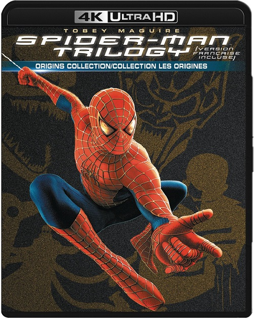 Spider-Man (2002-2007) COLLECTION MULTi REMUX