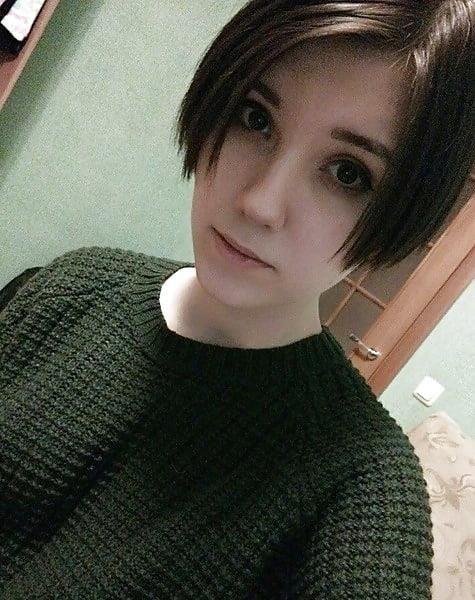 Short bob haircut black girl-8183