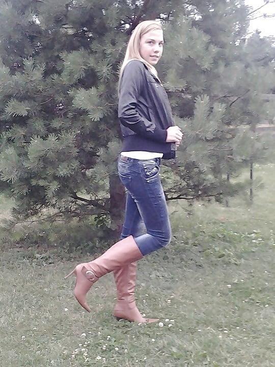 Divided jean jacket-2954